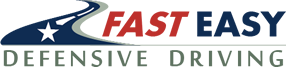 Fast Easy Defensive Driving logo